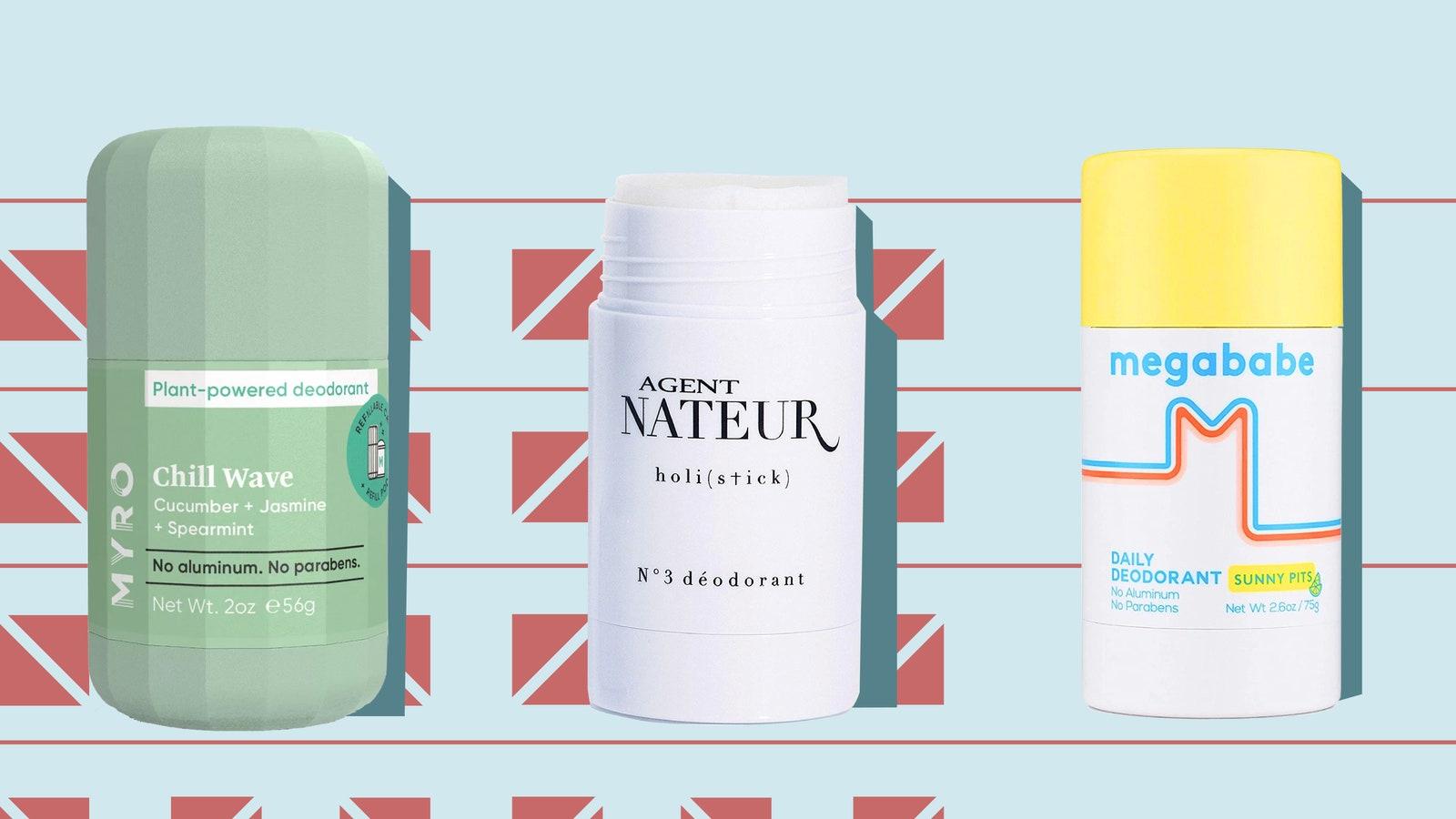 10 Best Natural Deodorants - Organic Brands