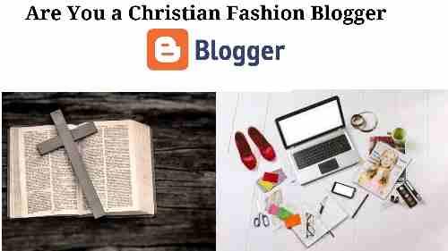 Are You a Christian Fashion Blogger